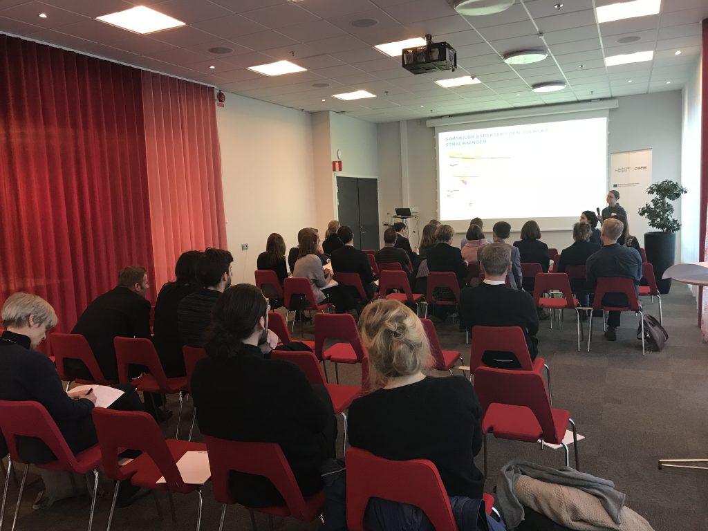 Public hearing in Malmø 1