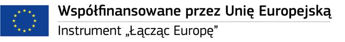 Współfinansowane przez UE Instrument Łącząc Europę