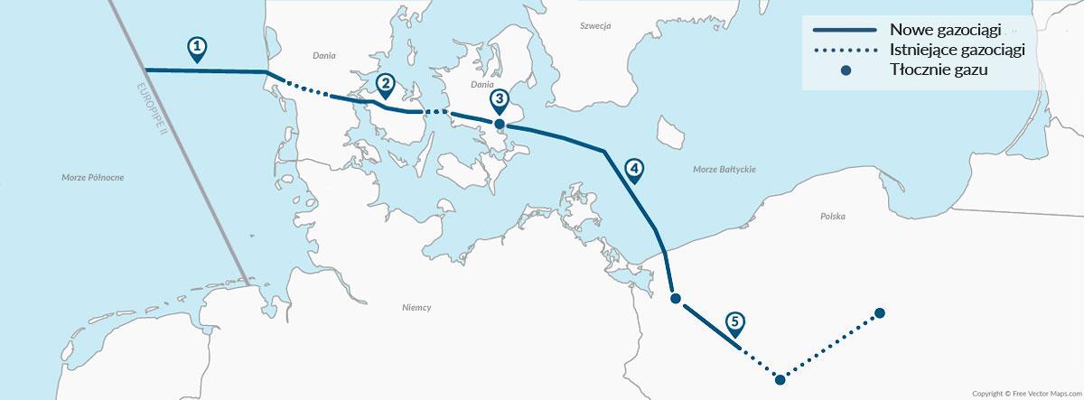 Mapa projektu