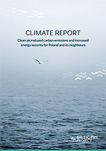 Cover of Climate Report